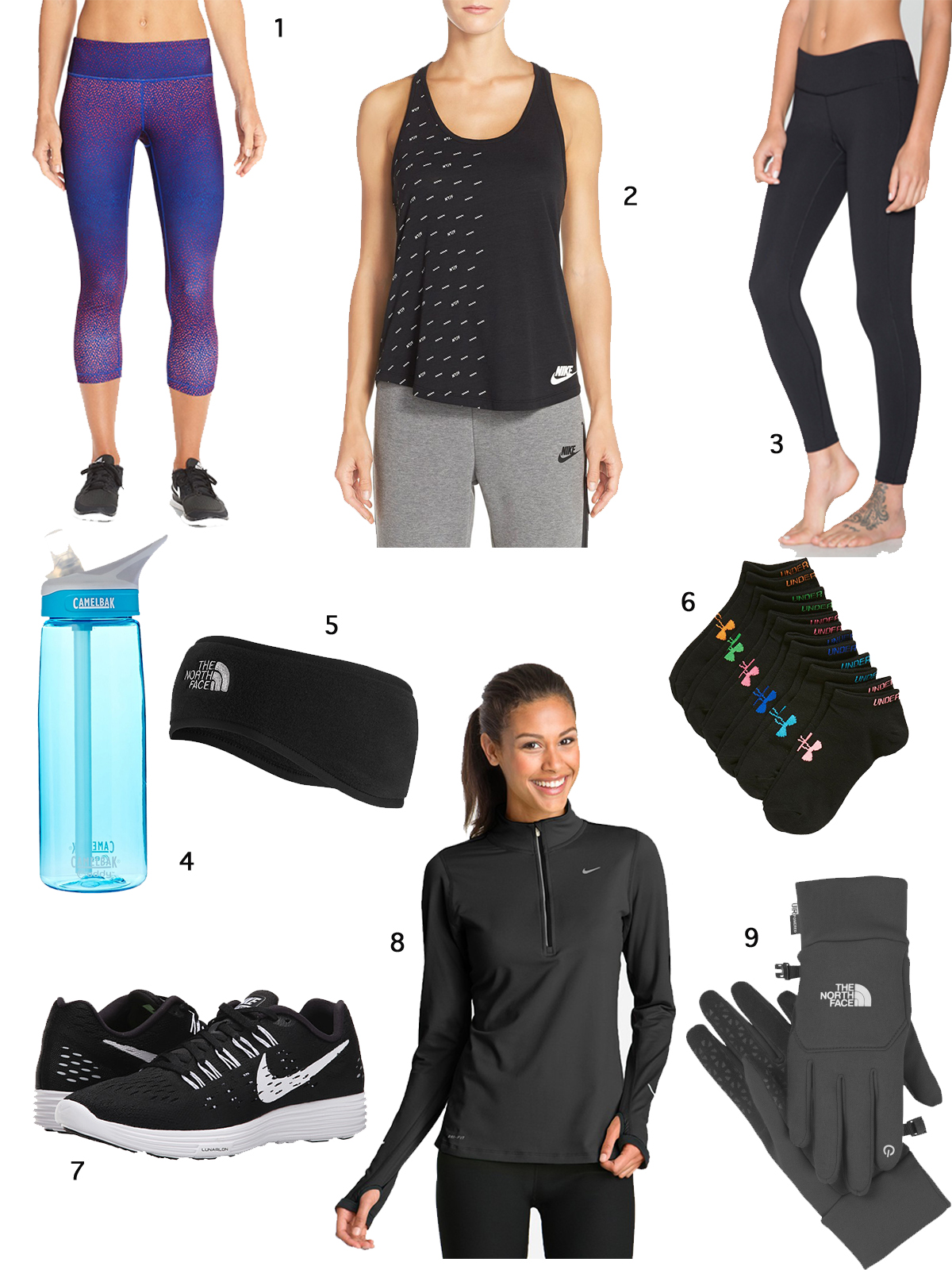Friday Favorites – Workout Gear