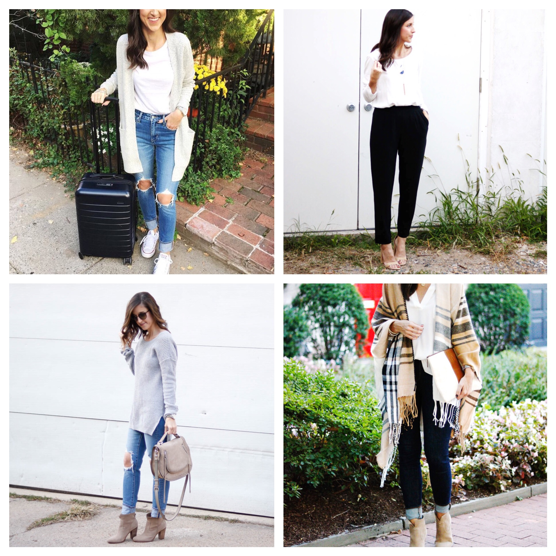 12 Outfit Ideas for Thanksgiving