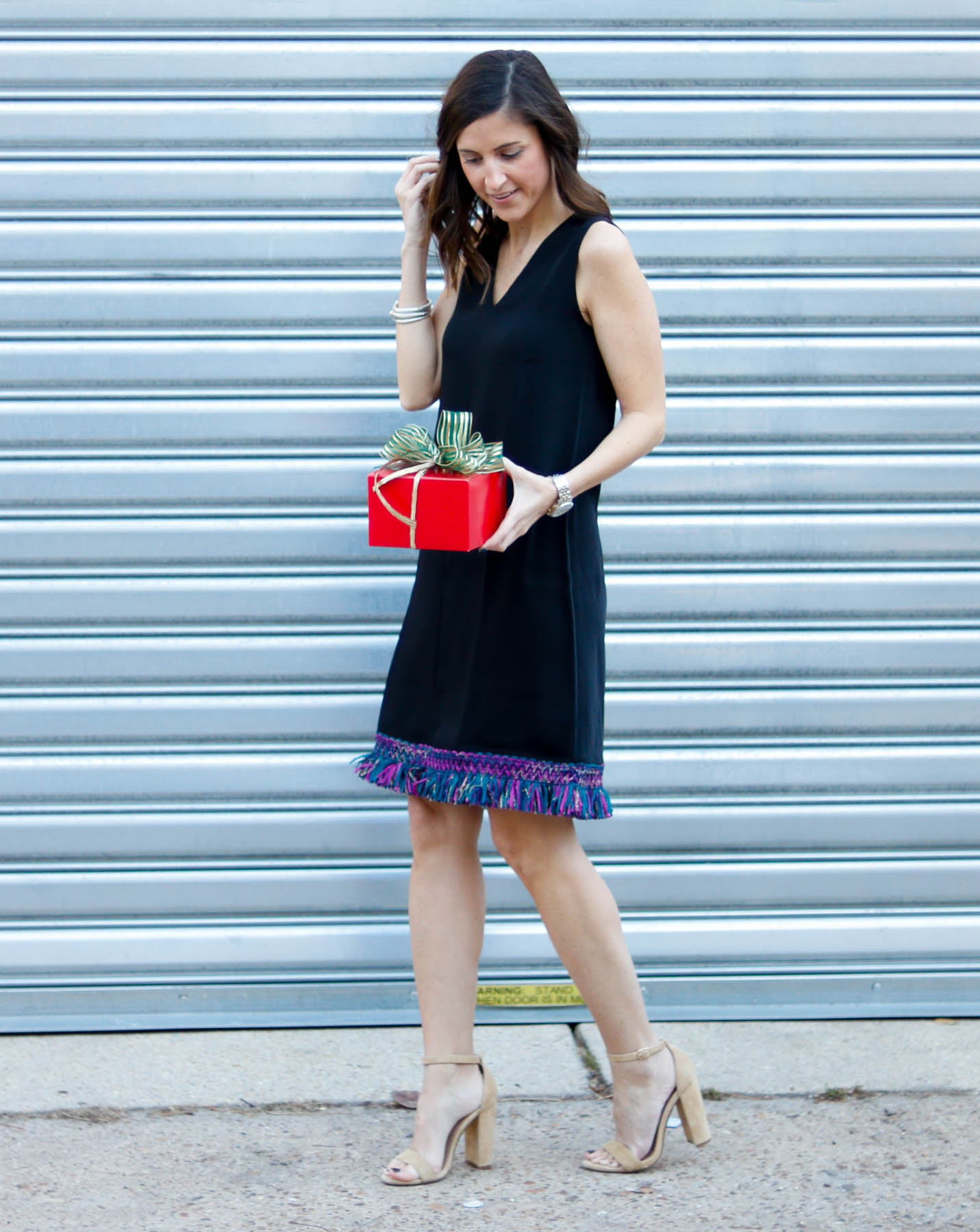 Versatile Holiday Party Dress