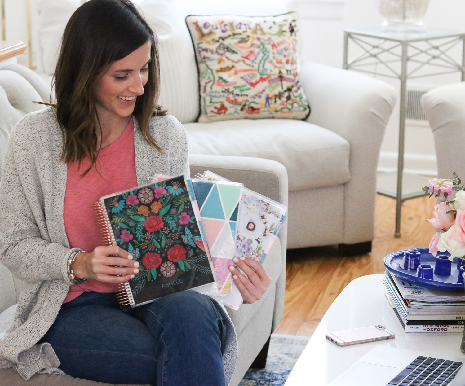 Colorful and Fun Organization with Erin Condren