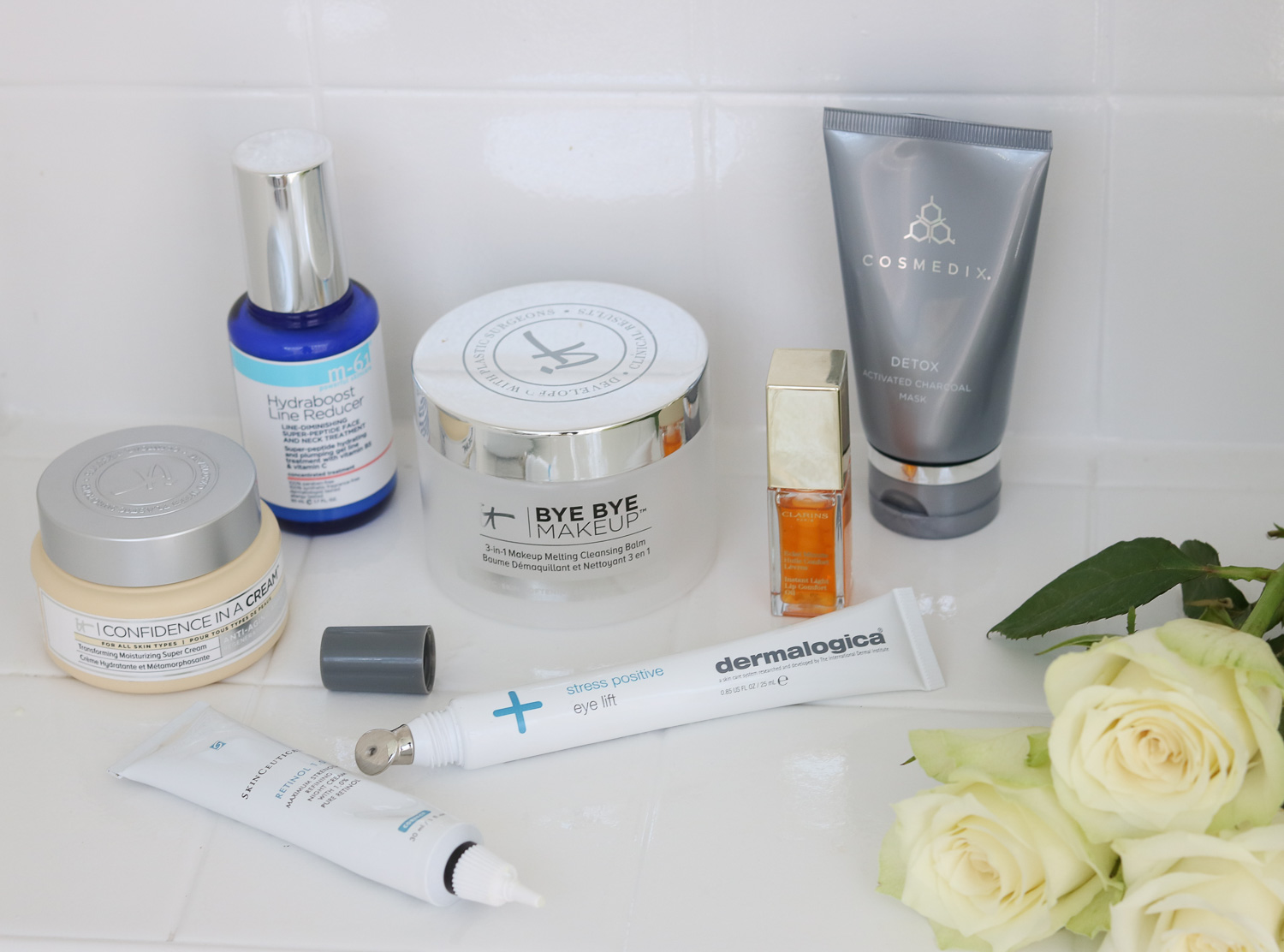 Spring Nighttime Skincare Routine Refresh