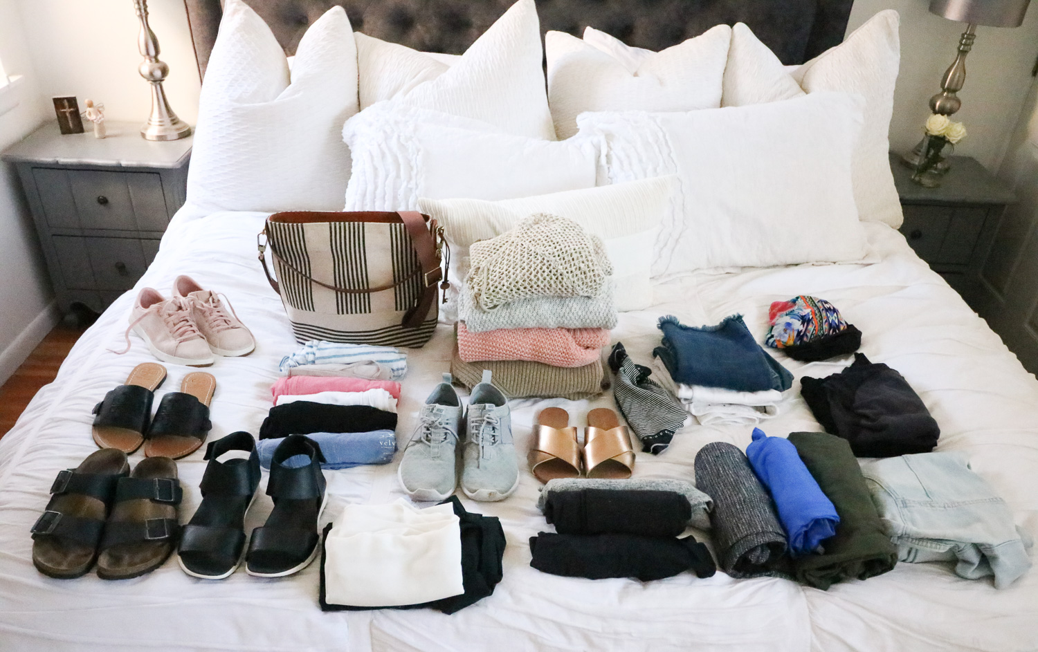 What I Packed for Two Weeks in Europe – In ONLY a Carry On