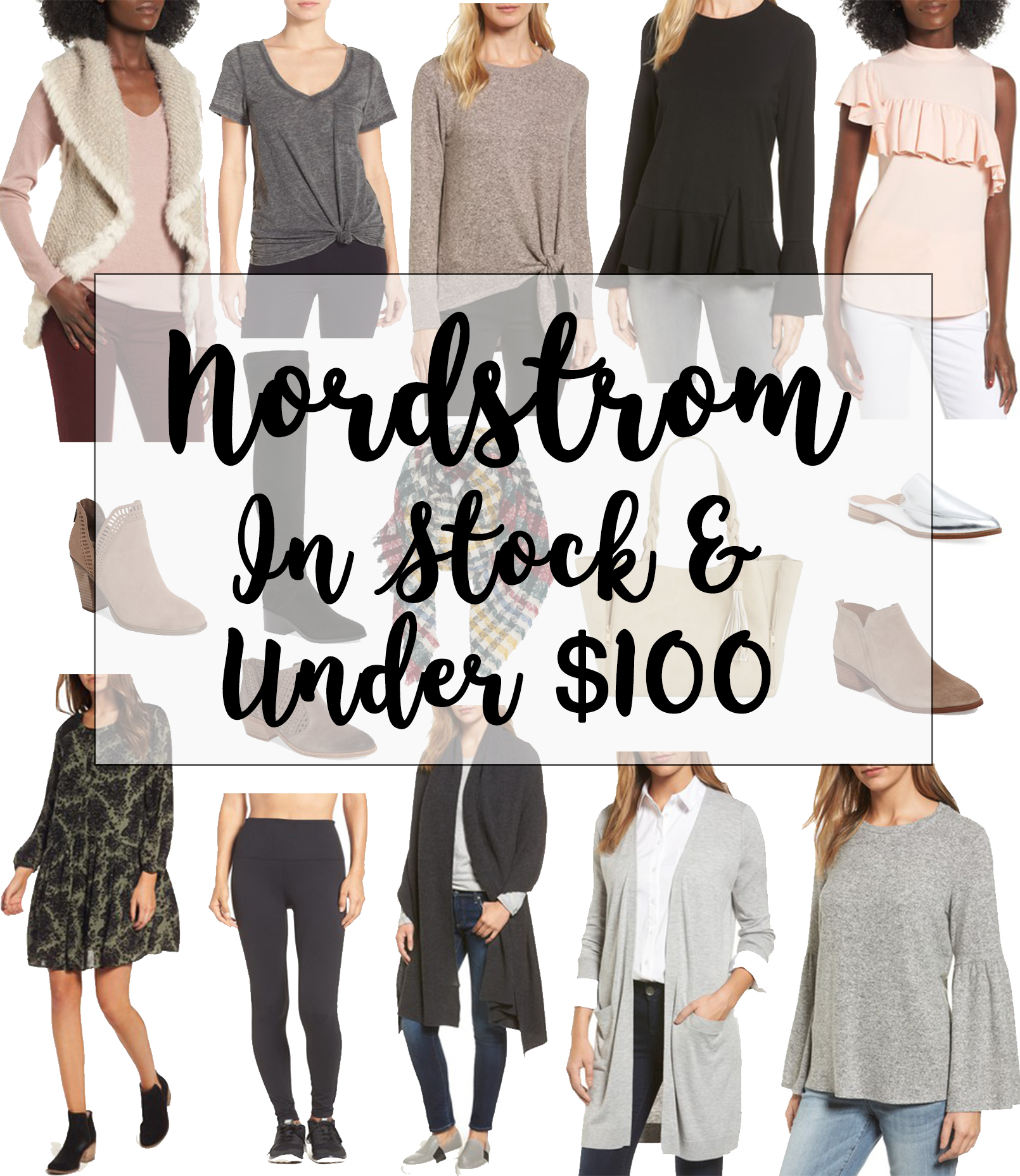 Nordstrom Anniversary Sale In Stock and Under $100