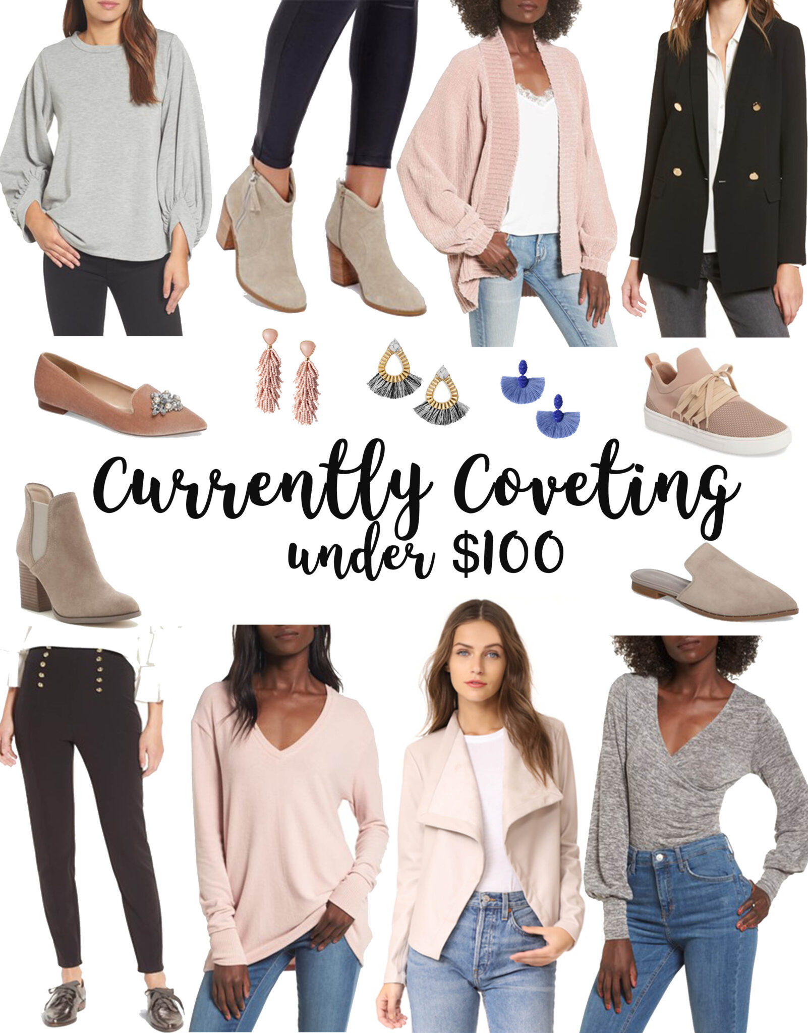 What I'm Currently Coveting | All Under $100