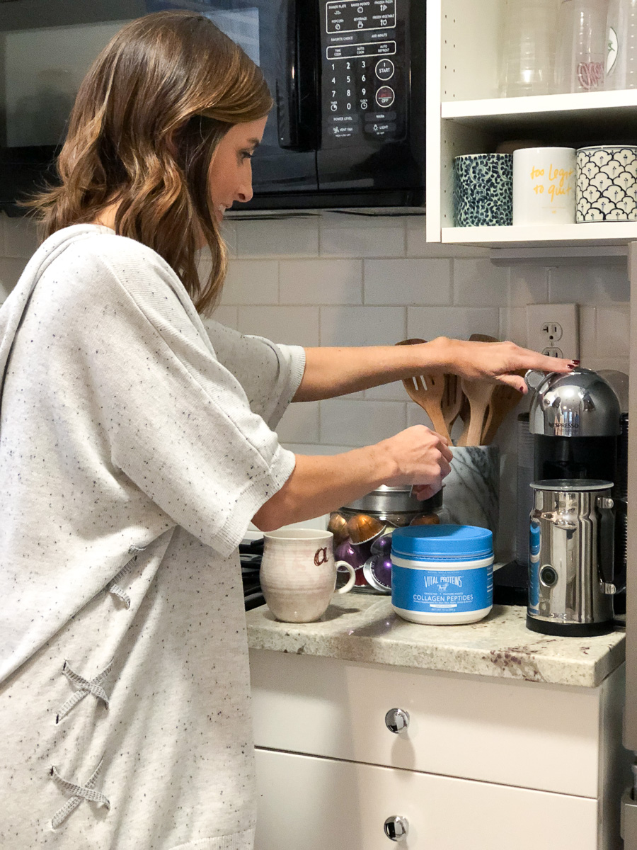 3 Morning Rituals - Cobalt Chronicles - Washington DC Style Blogger