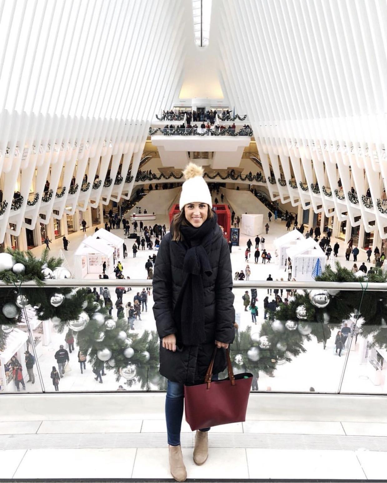NYC Christmas | Cobalt Chronicles | Washington, DC | Travel Blogger